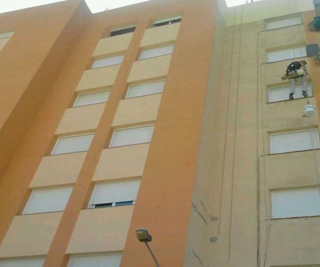 Clasificando fachadas