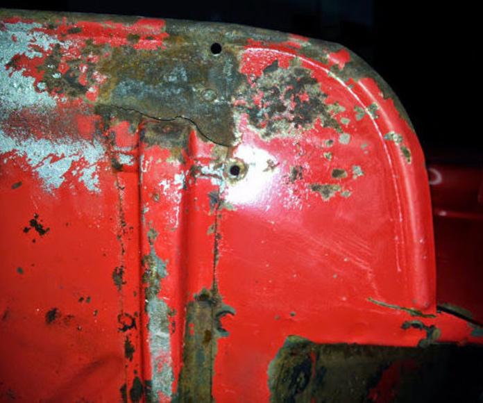 Restauración de scooter clásicos: Servicios de Solid Garage