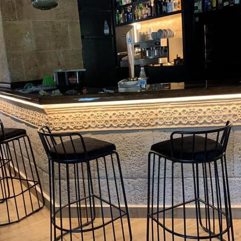 Fútbol: Bar de copas de Capitolium Salamanca