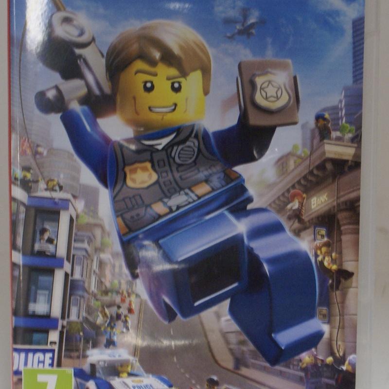 LEGO CITY UNDERCOVER: Catalogo de Ocasiones La Moneta