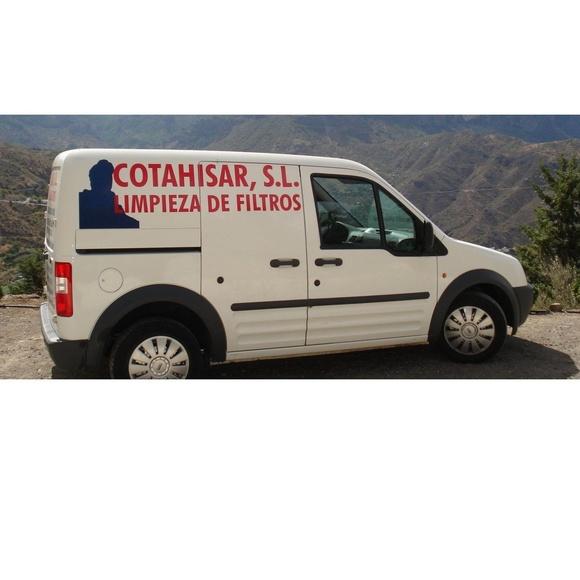 Recogida y entrega de filtros : Productos de Cotahisar S.L.