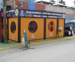 Toldos para hostelería en El Puerto de Santa María