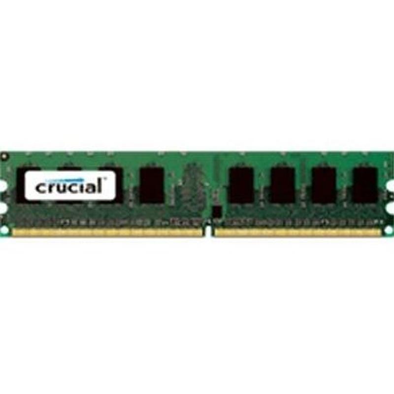 Crucial CT12864AA800 1GB DDR2 800MHz pc2-6400 : Productos y Servicios de Stylepc