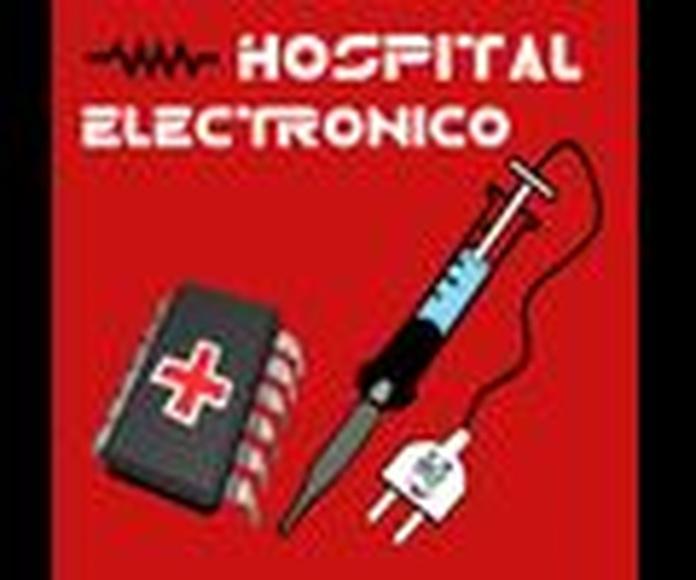 Reparación y Repuestos: Servicios de Hospital Electrónico