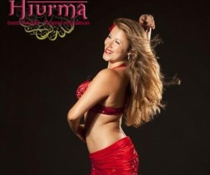 Danza oriental: Danzas y Bailes de Hiurma Danza Oriental