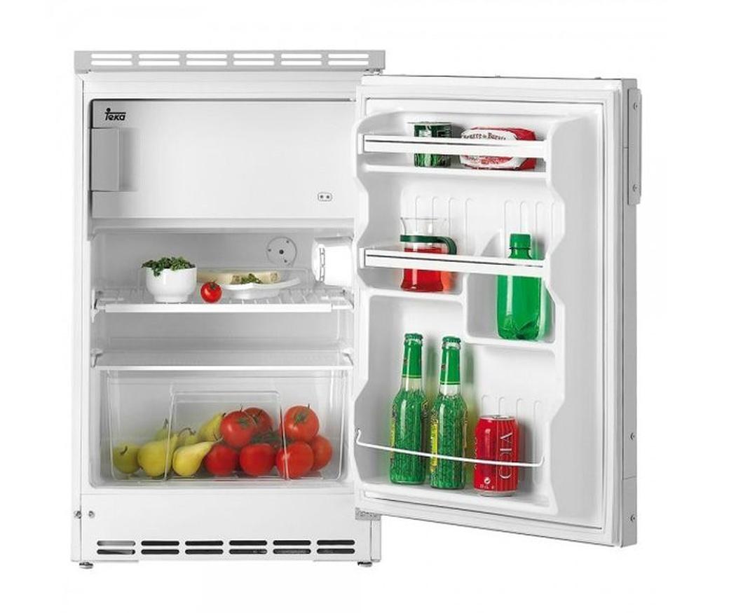 La distribución de los alimentos en el frigorífico