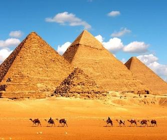Circuitos por Egipto en A Coruña