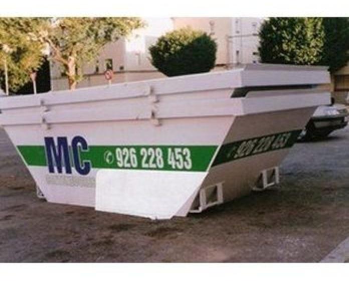 Alquiler de contenedores en Ciudad Real: Servicios de MC Vehículos - Transcalyguz