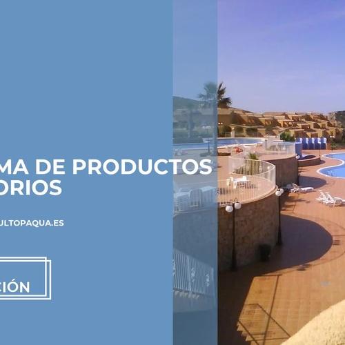 Piscinas en Dénia | Piscinas Aguazul Top Aqua