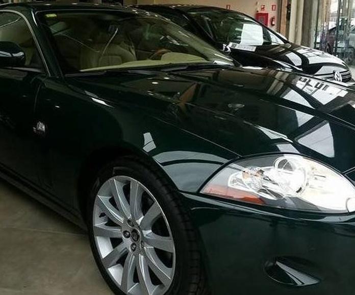 Jaguar XK 4.2: Coches de ocasión  de VAYA COCHES SL