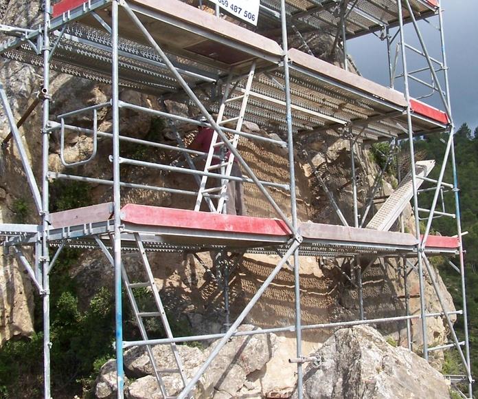 Rehabilitación del Castillo de Benifallin