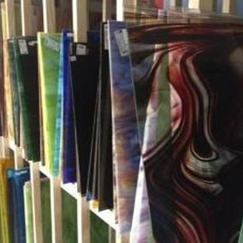 Vidrio artístico: Productos de Cristalerías Formas