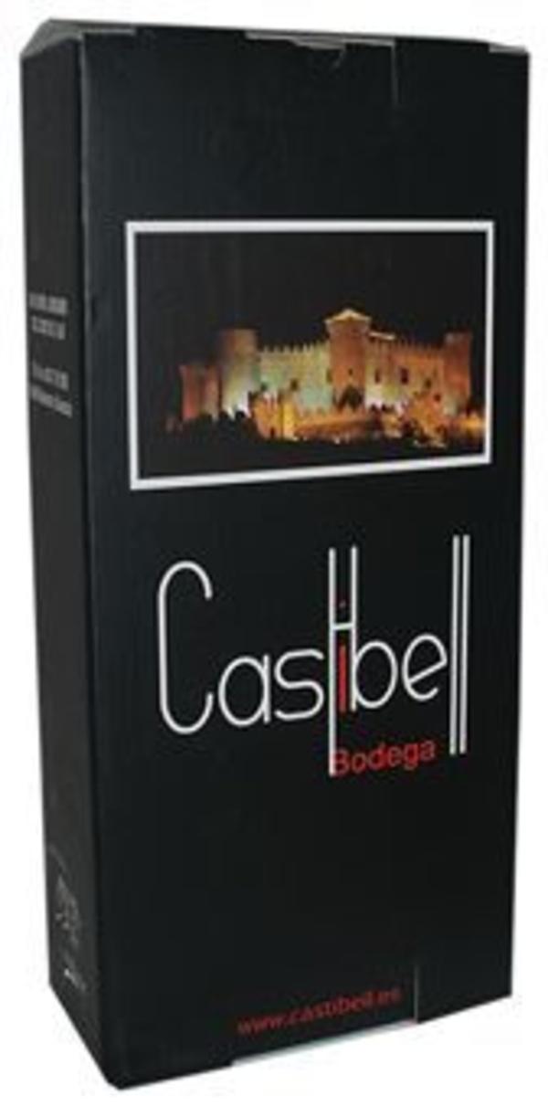 Estuche 3 botellas Bodega Castibell