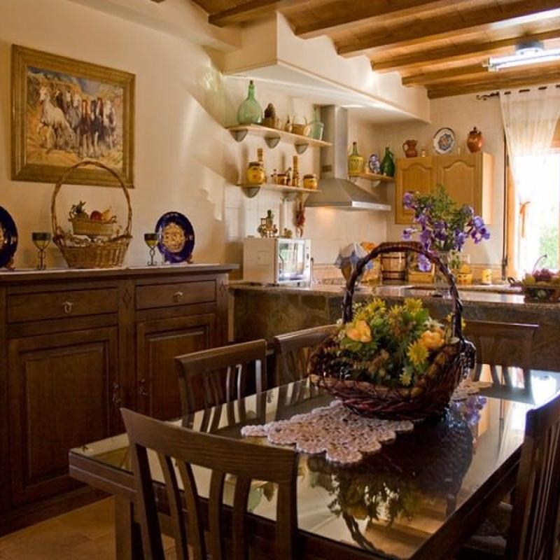 Tarifas: Catálogo de Casa Rural El Gorros