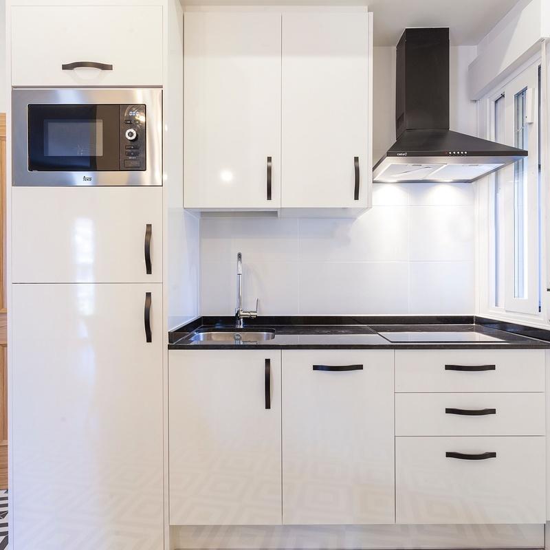 Electrodomésticos: Servicios de Cocinas Viel