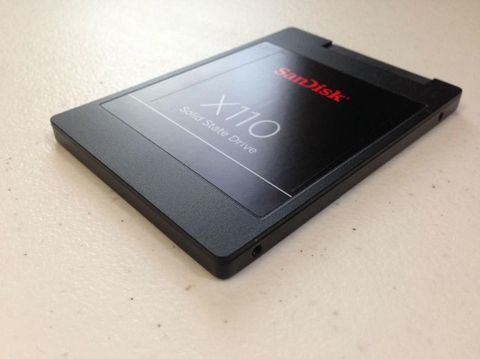 Disco duro SSD Madrid
