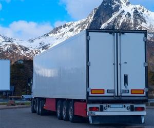Transporte frigorífico de productos perecederos en Murcia