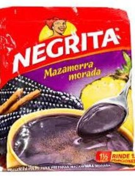 Mazamorra morada Negrita: PRODUCTOS de La Cabaña 5 continentes