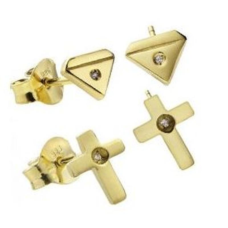 Joyería en oro con circonita y piedras semipreciosas: Joyas de FLÁNDEZ JOYERO