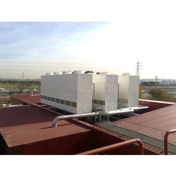 Nuestras ventajas y diferencias de torres de refrigeración: Productos de Control y Ventilación