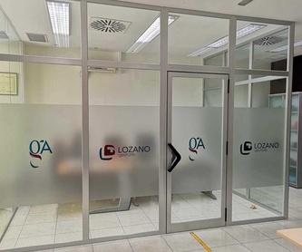 Servicio de cerrajeria : Productos y Servicios de Cristalería Levantina