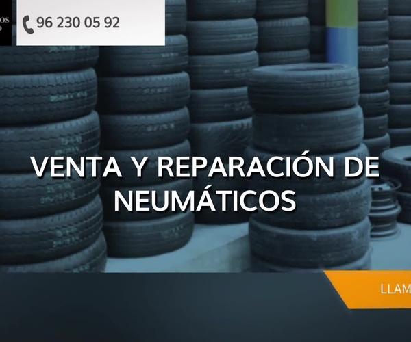 Neumáticos en Requena | Neumáticos y Talleres El Punto