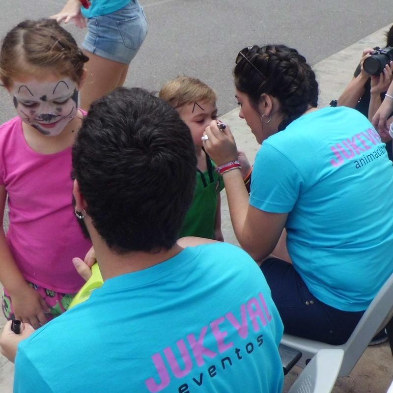 Animación infantil: Nuestros servicios de Jukeval Eventos