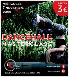Masterclass de Dancehall
