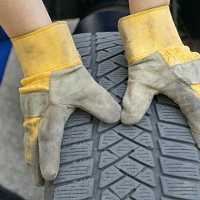 ¿Qué es el equilibrado de neumáticos?