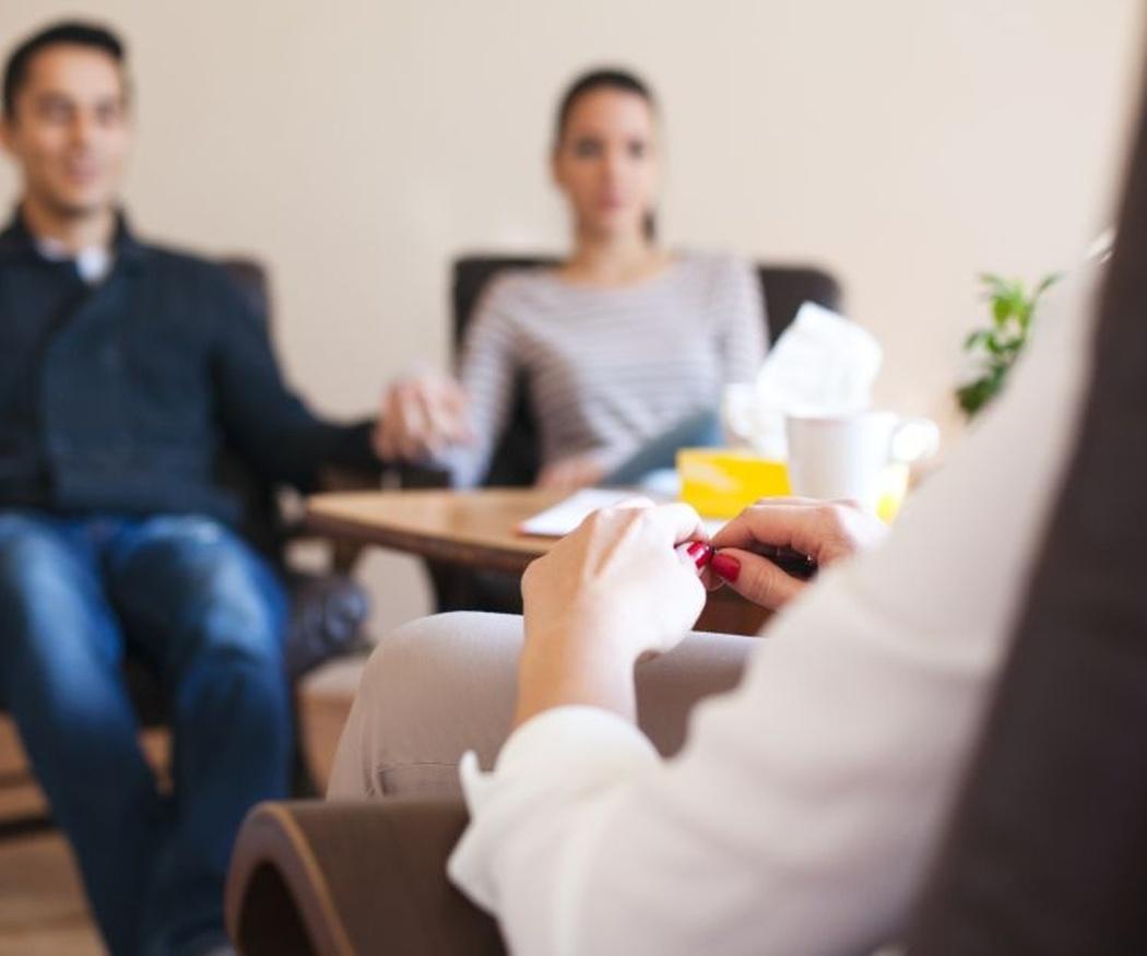 Razones para ir a terapia de pareja