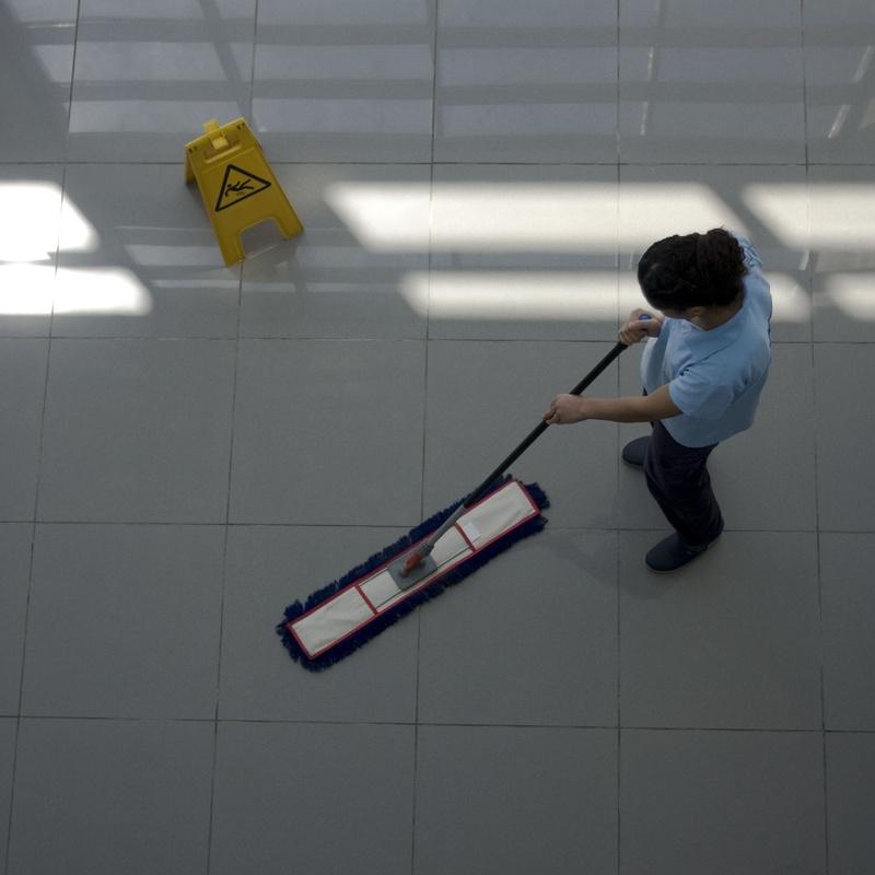 Limpieza general de edificios: Limpiezas de Eco Limpio