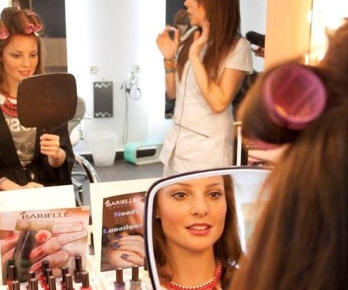Susana Ares, del blog Fashion in the Sreet, en Llongueras Mirasierra