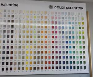 Elaboración de colores