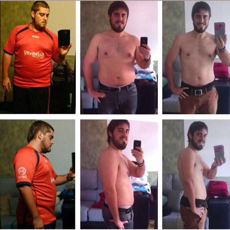 Control y pérdida de peso: Servicios de Rubén Team Fit