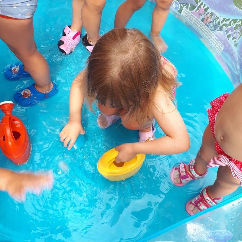 Piscina: Servicios e Instalaciones de Llar d'infants Petits Gegants