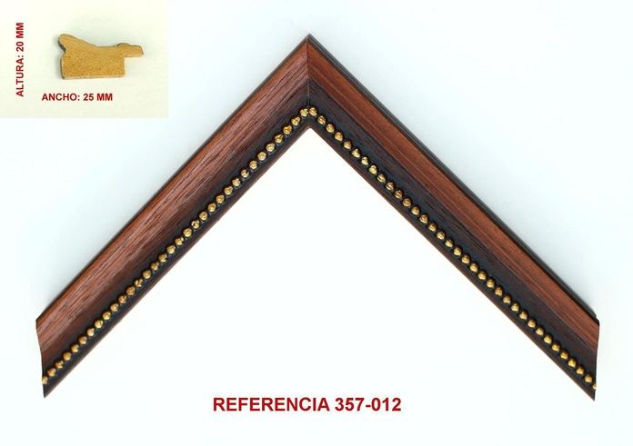 REF 357-012: Muestrario de Moldusevilla