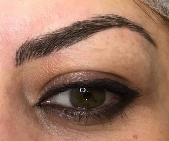 Diseño de cejas (Henna en cejas): Servicios de Laura Rama Centro de Estética