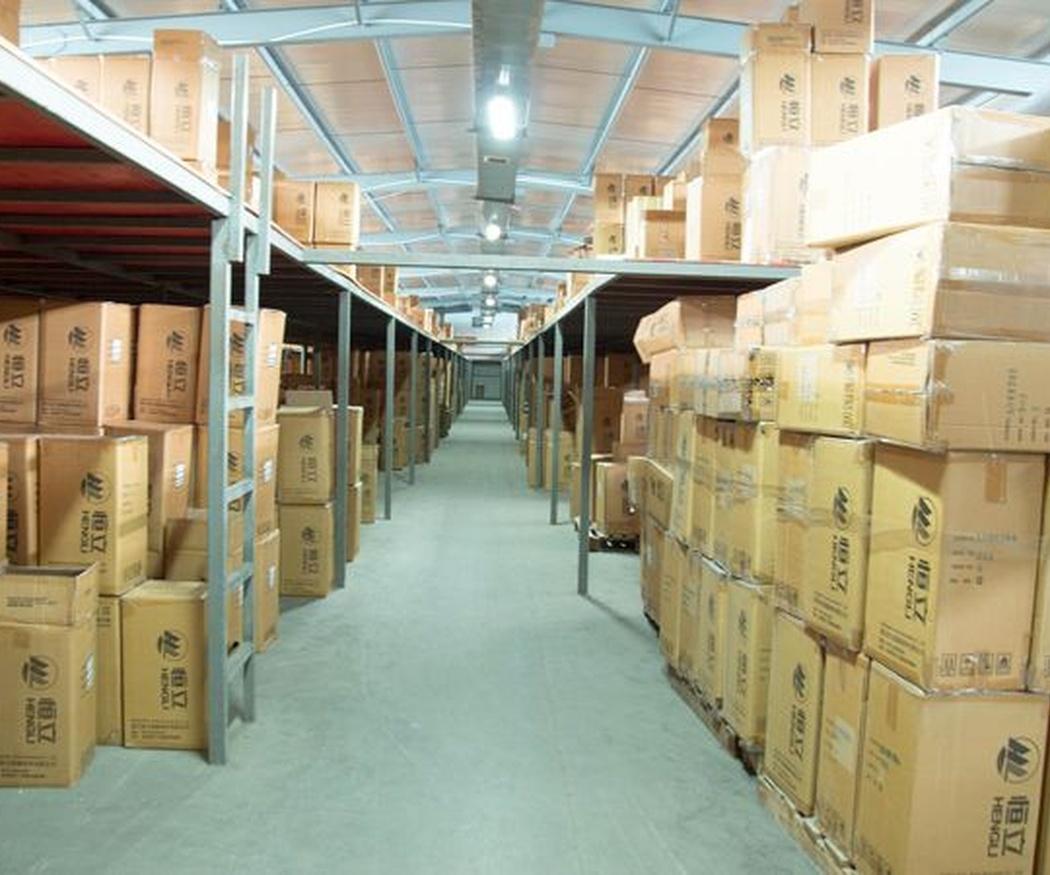 Un almacén más ordenado te hará más eficiente