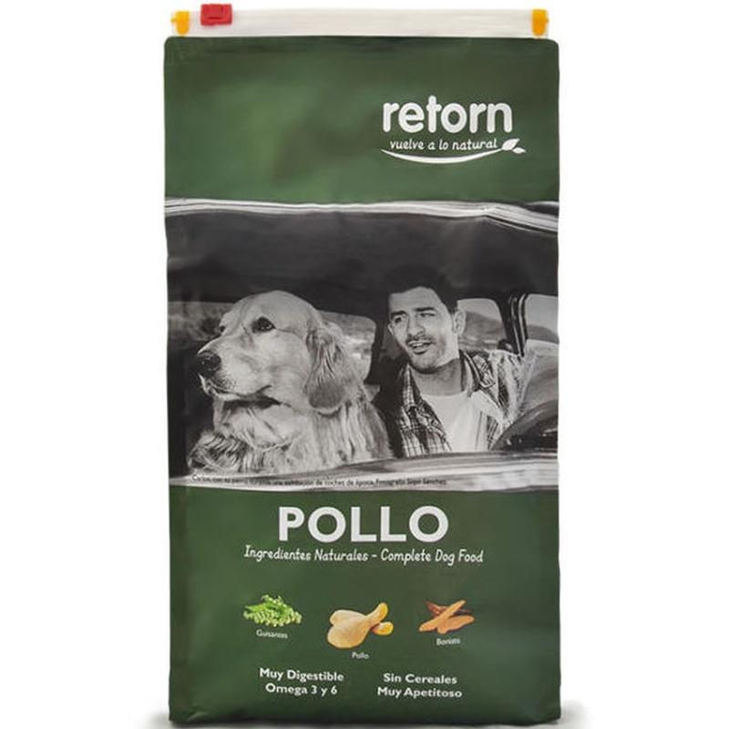 Retorn pollo: Servicios Veterinarios de Kan's&co Clínica Veterinària