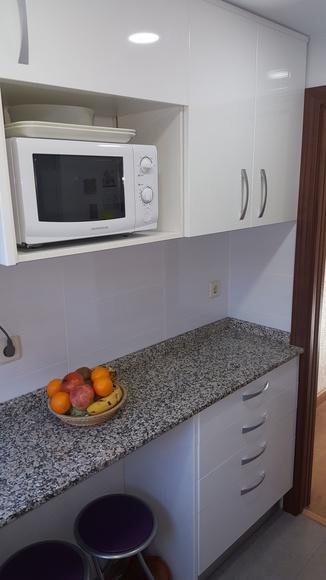 Baños y cocinas: Trabajos de Multiasistencia Huete