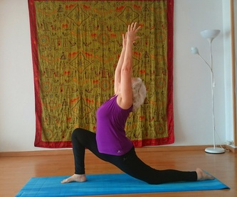 PRANAYAMA: Actividades de Hanuman-Yoga Estudio