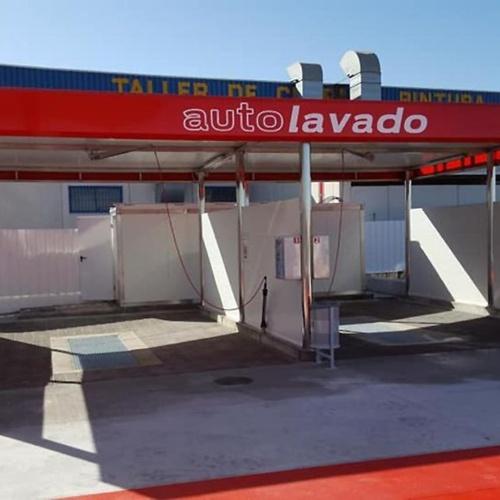 Maquinaría de lavado para coches en Murcia