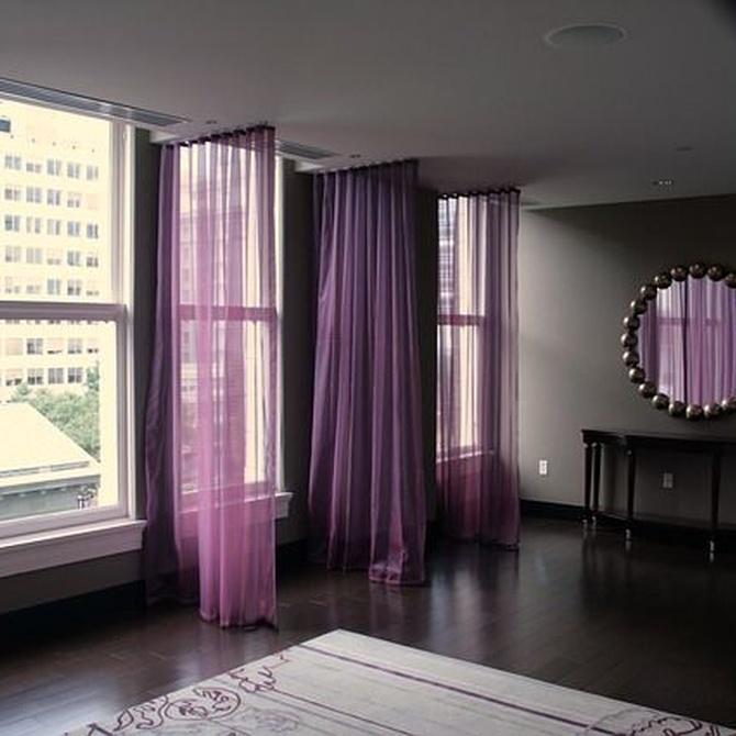 Acierta con las cortinas de tu hogar
