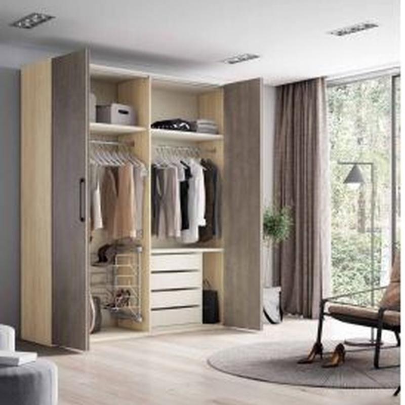 Armarios y vestidores:  de Muebles Vilu