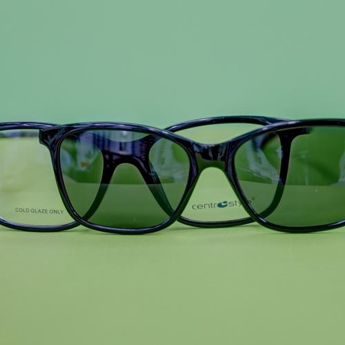 Gafas graduadas con lentes de sol