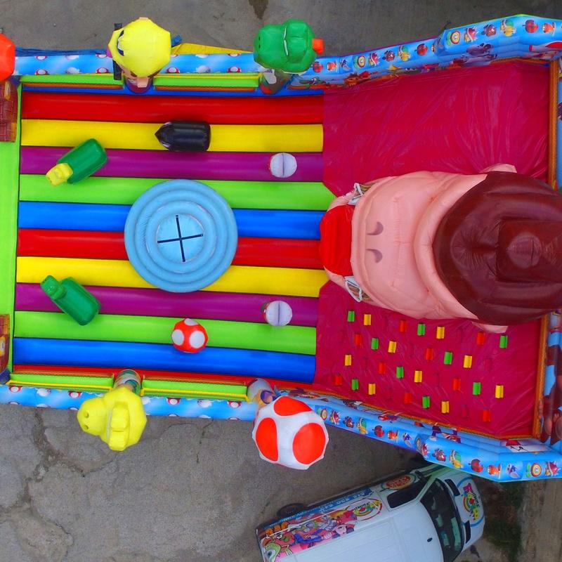 DonkeyKong : Catálogo de Hinchables Happy Jump