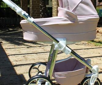 Silla de Paseo Moma+ Asalvo.: Catálogo de Leiva Bebé