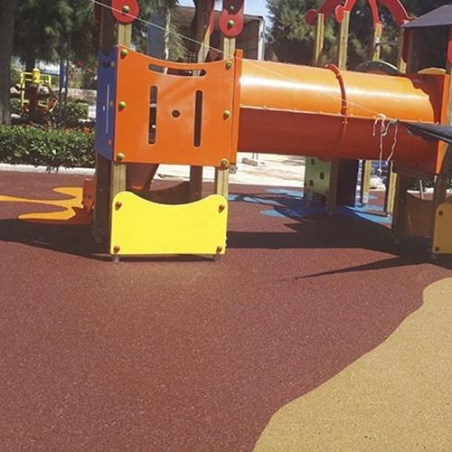 Suministro de suelos para parques infantiles en Quart de Poblet
