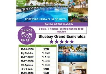 Súper oferta Riviera Maya