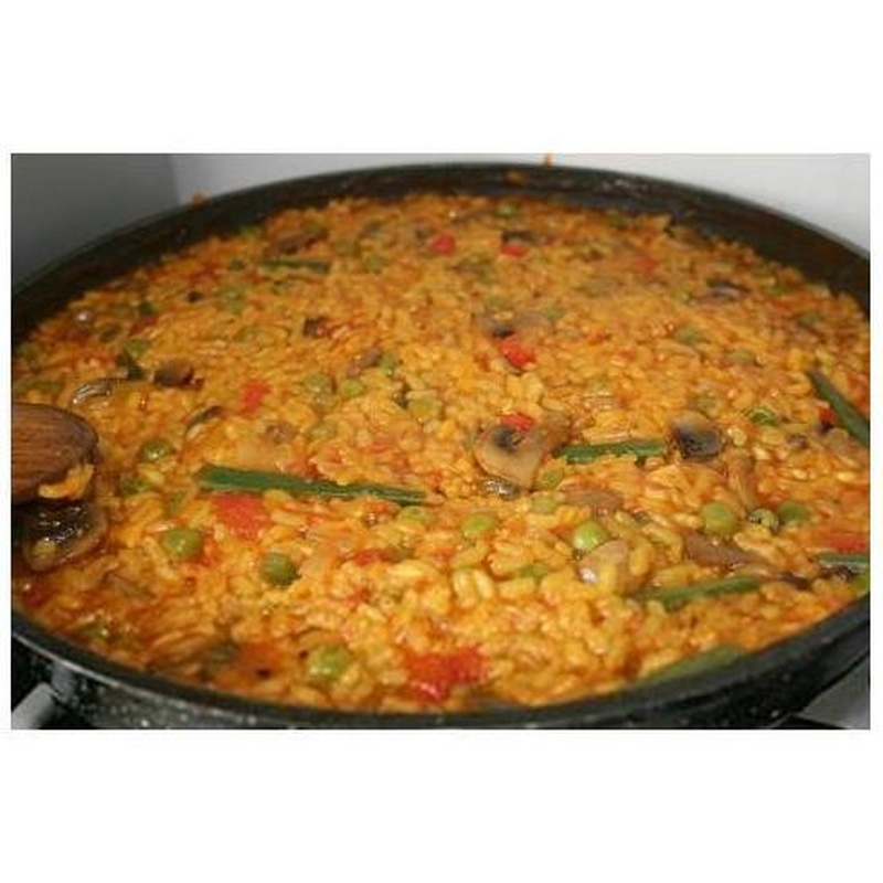 Arroces: Carta y servicios de Paellas Cincovillas
